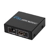 HCS HDMI Splitter 2 Port (Merchant) - Cable / Connector Hdmi