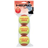HEAD TIP Red 3 Ball - Bola Tenis