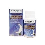 HEALTHY CARE Melatonin Homeopathic 90 Tab [HCMH90C]