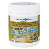 HEALTHY CARE Ultimate Omega 3 6 9 [HCUO3200C] - Suplement Penambah Daya Tahan Tubuh