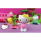 HELLO KITTY Flower Fairy [7065004] - Mainan Simulasi