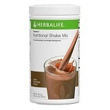 HERBALIFE Shake Mix - Dutch Chocolate - Suplement Pelangsing Tubuh