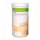 HERBALIFE Shake Mix - French Vanilla - Suplement Pelangsing Tubuh