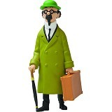HERGE Action Figure Original Professor Cuthbert Calculus - Movie and Superheroes