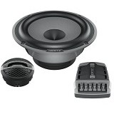 HERTZ Speaker Split Component Type Hi-Energy - Hitam - Car Audio System