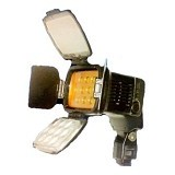 HI RICE Professional Video Light [HR-8100A] - Lighting Bulb and Lamp