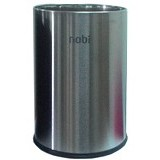HIGH POINT Dust Bin 9L [FZT0901MF] - Silver - Keranjang Sampah