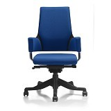 HIGH POINT Office Chair Delphi [A498MAA49V] - Kursi Kantor