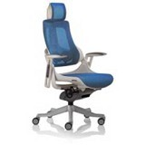 HIGH POINT Office Chair Wau [A609MBG62VGM] - Kursi Kantor