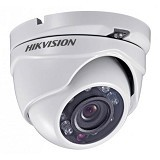 HIKVISION Medusa Camera Analog 3.6MM [DS-2CE55A2P-IRM] - White - CCTV Camera