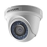 HIKVISION Medusa Camera Turbo HD 3.6MM [DS-2CE56C0T-IR] - White - Cctv Camera
