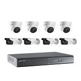 HIKVISION SMART TURBO HD 1080p [IO44] (Merchant) - Cctv Camera