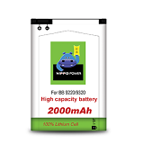 HIPPO Battery Blackberry 9220/9320 2000mAh (Merchant) - Handphone Battery