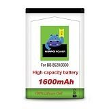 HIPPO Battery Double Power for Blackberry Gemini / Gemini 3G 1600mAh - Handphone Battery
