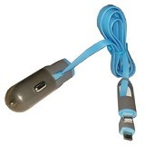 HIPPO Car Charger Raiser - Blue (Merchant) - Car Kit / Charger