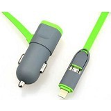 HIPPO Car Charger Raiser - Green (Merchant) - Car Kit / Charger