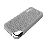 HIPPO Powerbank Bronz 12500 mAh Simple Pack - Grey (Merchant) - Portable Charger / Power Bank