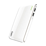 HIPPO Powerbank Terra 15000 mah - White - Portable Charger / Power Bank