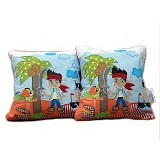 HOBIHOUSE Cushion Jake Pirate - Bantal Dekorasi