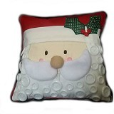 HOBIHOUSE Cushion Santa - Bantal Dekorasi