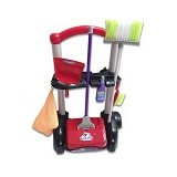 HOKIDONG Cleaning Toys [CLEAN-WY] - Red - Tools Toys