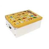HOME SHOPPING ONLINE Alphabet Storage Box 8.5L - Container