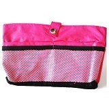 HOME SHOPPING ONLINE Bag in Bag - Inside Bag Organizer Korean Style - Pink - Tas Tangan Wanita