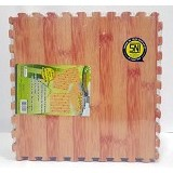 HONEYDEW Eva Mats Bambu - Gym and Playmate for Baby / Kids