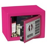 HONEYWELL Safe Box [5005] - Pink - Brankas