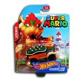HOT WHEELS Character Cars Super Mario Bowser (Merchant) - Die Cast
