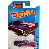 HOT WHEELS City 71 El Camino - Die Cast