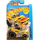 HOT WHEELS City Back Drafter - Die Cast