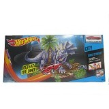 HOT WHEELS City Dino Spinout [BGJ00] - Mainan Simulasi