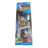 HOT WHEELS City Robot Wrecker BLR01 - Mainan Simulasi