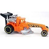 HOT WHEELS City Street Cleaver - Die Cast