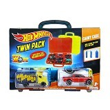 HOT WHEELS Box Twin Pack (Merchant) - Die Cast