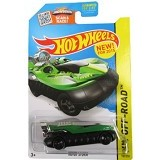 HOT WHEELS Off Road Hover Storm - Die Cast