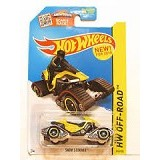 HOT WHEELS Off Road Snow Stormer - Die Cast