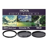 HOYA 62mm Digital Filter Kit - Filter Round Kit