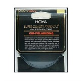 HOYA 62mm Super Quality Pro1 CPL - Filter Polarizer
