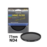 HOYA 77mm HMC ND4 - Filter Solid Nd
