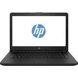 HP Notebook 14-bw015AU Non Windows [1XE24PA] - Black
