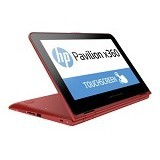 HP Pavilion x360 11-K027TU - Red (Merchant) - Notebook / Laptop Hybrid Intel Celeron