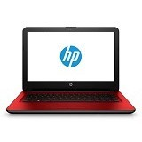 HP Notebook 14-ac150TU  - Red (Merchant) - Notebook / Laptop Consumer Intel Celeron