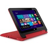 HP Pavilion 11-n028TU x360 - Red (Merchant) - Notebook / Laptop Hybrid Intel Celeron