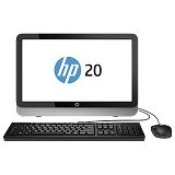 HP 20-E121D All-in-One (Merchant) - Desktop All in One Intel Quad Core