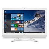 HP All-in-One 20-C039D [W2U55AA] - Desktop Mini Pc Intel Core I3