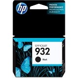 HP Black Ink Cartridge 932 [CN057AA] - Tinta Printer Hp