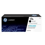 HP 17A Black LaserJet Toner Cartridge [CF217A]