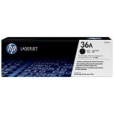 HP Black Toner [CB436A] - Toner Printer Hp